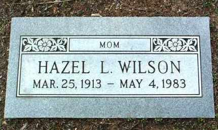WILSON, HAZEL LUCILLE - Yavapai County, Arizona   HAZEL LUCILLE WILSON - Arizona Gravestone Photos