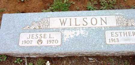 WILSON, JESSE ELIJAH - Yavapai County, Arizona | JESSE ELIJAH WILSON - Arizona Gravestone Photos
