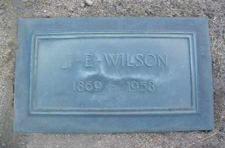 WILSON, JAMES EDWARD - Yavapai County, Arizona | JAMES EDWARD WILSON - Arizona Gravestone Photos