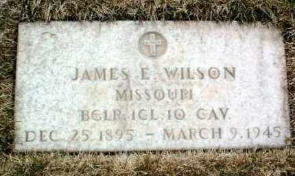 WILSON, JAMES E. - Yavapai County, Arizona | JAMES E. WILSON - Arizona Gravestone Photos