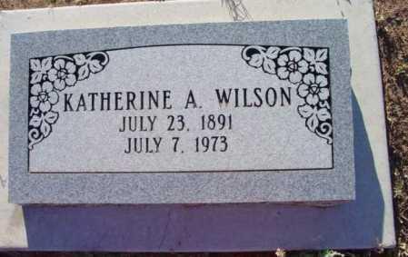 ABBOTT WILSON, KATHERINE - Yavapai County, Arizona | KATHERINE ABBOTT WILSON - Arizona Gravestone Photos