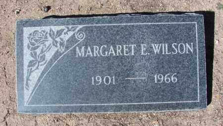 WILSON, MARGARET EDNA - Yavapai County, Arizona | MARGARET EDNA WILSON - Arizona Gravestone Photos
