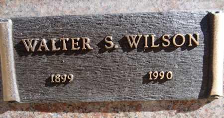 WILSON, WALTER SCOTT - Yavapai County, Arizona   WALTER SCOTT WILSON - Arizona Gravestone Photos