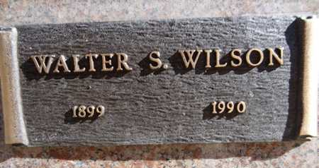 WILSON, WALTER SCOTT - Yavapai County, Arizona | WALTER SCOTT WILSON - Arizona Gravestone Photos