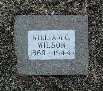 WILSON, WILLIAM CALVIN - Yavapai County, Arizona | WILLIAM CALVIN WILSON - Arizona Gravestone Photos