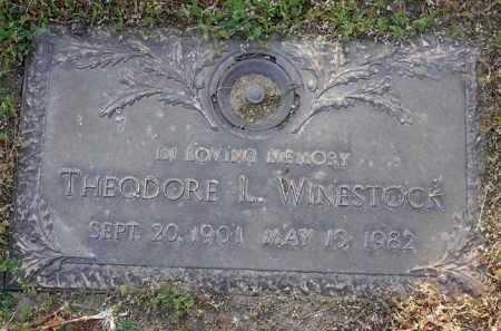 WINESTOCK, THEODORE L. - Yavapai County, Arizona | THEODORE L. WINESTOCK - Arizona Gravestone Photos