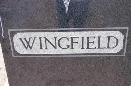 WINGFIELD, FAMILY - Yavapai County, Arizona | FAMILY WINGFIELD - Arizona Gravestone Photos