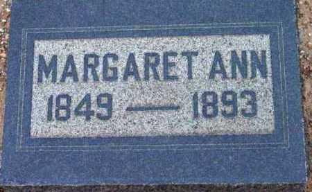WINGFIELD, MARGARET ANN - Yavapai County, Arizona | MARGARET ANN WINGFIELD - Arizona Gravestone Photos