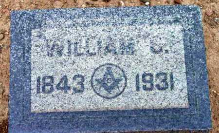 WINGFIELD, WILLIAM GILMORE - Yavapai County, Arizona | WILLIAM GILMORE WINGFIELD - Arizona Gravestone Photos