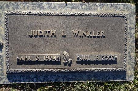 WINKLER, JUDITH OLETTA - Yavapai County, Arizona | JUDITH OLETTA WINKLER - Arizona Gravestone Photos