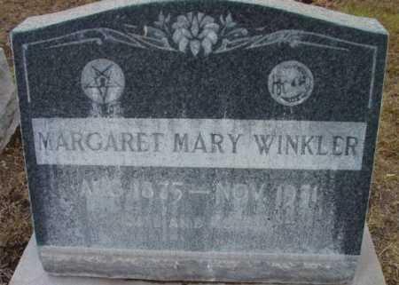 MARCH WINKLER, MARGARET - Yavapai County, Arizona | MARGARET MARCH WINKLER - Arizona Gravestone Photos