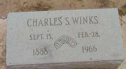 WINKS, CHARLES STEVEN - Yavapai County, Arizona | CHARLES STEVEN WINKS - Arizona Gravestone Photos