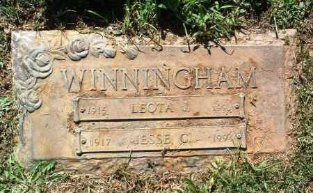 GLASPIE WINNINGHAM, L. - Yavapai County, Arizona | L. GLASPIE WINNINGHAM - Arizona Gravestone Photos