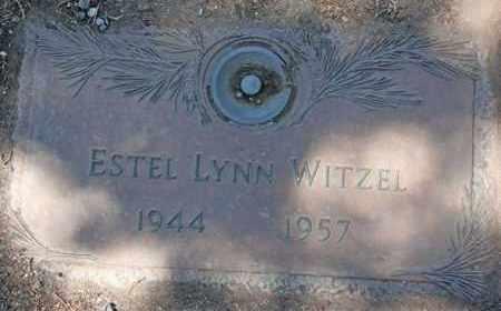WITZEL, ESTEL LYNN - Yavapai County, Arizona | ESTEL LYNN WITZEL - Arizona Gravestone Photos
