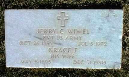WIWEL, JERRY CARL - Yavapai County, Arizona | JERRY CARL WIWEL - Arizona Gravestone Photos