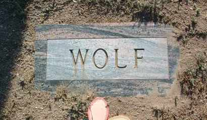 GOETZ WOLF, KATHERINE ELIZABETH - Yavapai County, Arizona   KATHERINE ELIZABETH GOETZ WOLF - Arizona Gravestone Photos