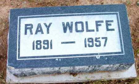 WOLFE, RAYMOND - Yavapai County, Arizona | RAYMOND WOLFE - Arizona Gravestone Photos