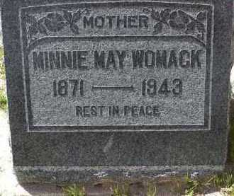 ALLEN, MINNIE MAY - Yavapai County, Arizona | MINNIE MAY ALLEN - Arizona Gravestone Photos