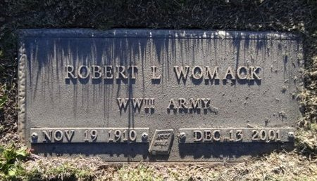 WOMACK, ROBERT LAZROUS - Yavapai County, Arizona | ROBERT LAZROUS WOMACK - Arizona Gravestone Photos