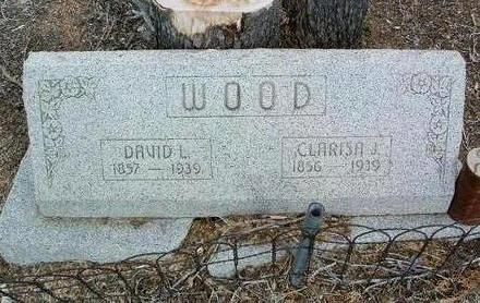 WOOD, DAVID LEONARD - Yavapai County, Arizona | DAVID LEONARD WOOD - Arizona Gravestone Photos