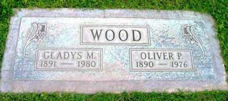 WOOD, OLIVER PAUL - Yavapai County, Arizona | OLIVER PAUL WOOD - Arizona Gravestone Photos