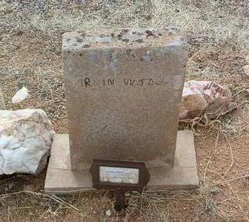 WOOD, IRVIN E. - Yavapai County, Arizona   IRVIN E. WOOD - Arizona Gravestone Photos
