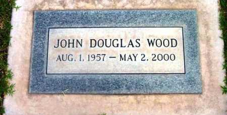 WOOD, JOHN DOUGLAS - Yavapai County, Arizona | JOHN DOUGLAS WOOD - Arizona Gravestone Photos