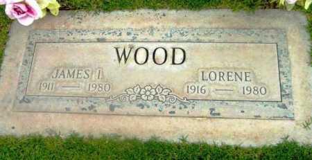 WOOD, JAMES IRA - Yavapai County, Arizona | JAMES IRA WOOD - Arizona Gravestone Photos