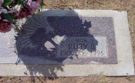 WOOD, RUBY B. - Yavapai County, Arizona | RUBY B. WOOD - Arizona Gravestone Photos