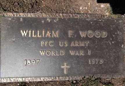 WOOD, WILLIAM FRED - Yavapai County, Arizona | WILLIAM FRED WOOD - Arizona Gravestone Photos