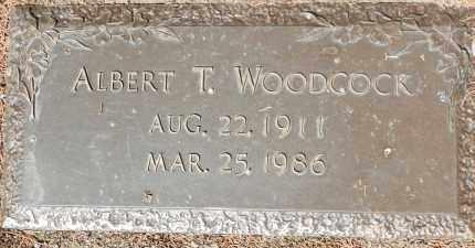 WOODCOCK, ALBERT TRUMAN - Yavapai County, Arizona | ALBERT TRUMAN WOODCOCK - Arizona Gravestone Photos