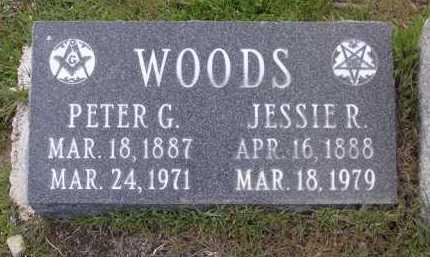 WOODS, PETER GRAY - Yavapai County, Arizona | PETER GRAY WOODS - Arizona Gravestone Photos