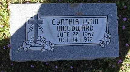WOODWARD, CYNTHIA L. - Yavapai County, Arizona | CYNTHIA L. WOODWARD - Arizona Gravestone Photos