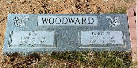 WOODWARD, DORIS NOLAN - Yavapai County, Arizona | DORIS NOLAN WOODWARD - Arizona Gravestone Photos