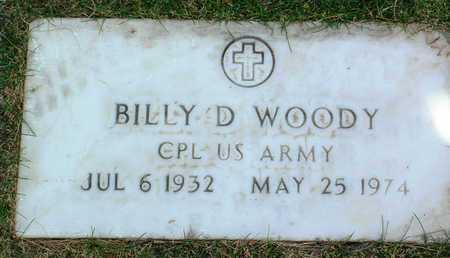 WOODY, BILLY DOYLE - Yavapai County, Arizona   BILLY DOYLE WOODY - Arizona Gravestone Photos