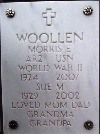 WOOLLEN, MORRIS EUGENE - Yavapai County, Arizona | MORRIS EUGENE WOOLLEN - Arizona Gravestone Photos