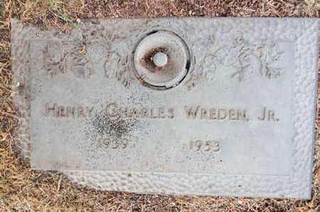 WREDEN, HENRY CHARLES - Yavapai County, Arizona   HENRY CHARLES WREDEN - Arizona Gravestone Photos