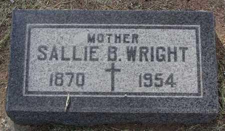 HUDGINS WRIGHT, SALLIE BETT - Yavapai County, Arizona | SALLIE BETT HUDGINS WRIGHT - Arizona Gravestone Photos