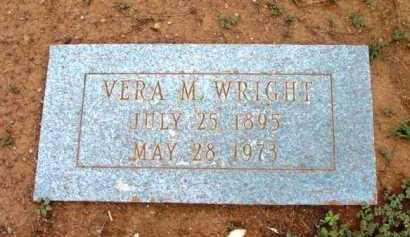WRIGHT, VERA M. - Yavapai County, Arizona | VERA M. WRIGHT - Arizona Gravestone Photos