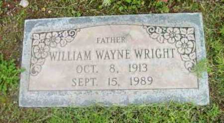 WRIGHT, WILLIAM WAYNE - Yavapai County, Arizona | WILLIAM WAYNE WRIGHT - Arizona Gravestone Photos