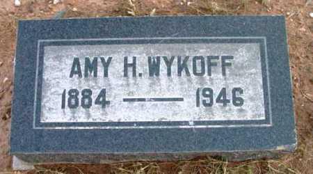 WYKOFF, AMY HELEN - Yavapai County, Arizona | AMY HELEN WYKOFF - Arizona Gravestone Photos