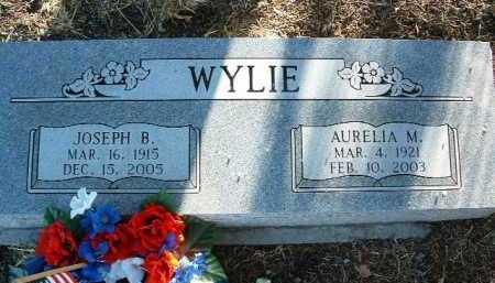 WYLIE, AURELIA M. - Yavapai County, Arizona | AURELIA M. WYLIE - Arizona Gravestone Photos