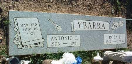 YBARRA, ANTONIO E. - Yavapai County, Arizona | ANTONIO E. YBARRA - Arizona Gravestone Photos