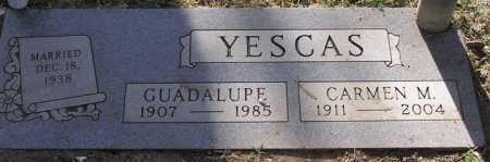 YESCAS, GUADALUPE T. - Yavapai County, Arizona | GUADALUPE T. YESCAS - Arizona Gravestone Photos