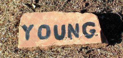 YOUNG, UNKNOWN - Yavapai County, Arizona | UNKNOWN YOUNG - Arizona Gravestone Photos