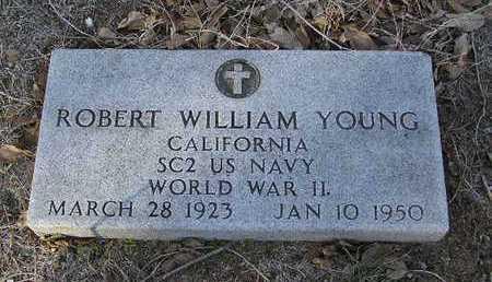 YOUNG, ROBERT WILLIAM - Yavapai County, Arizona   ROBERT WILLIAM YOUNG - Arizona Gravestone Photos