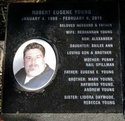 YOUNG, ROBERT EUGENE - Yavapai County, Arizona | ROBERT EUGENE YOUNG - Arizona Gravestone Photos