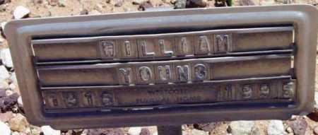 YOUNG, WILLIAM - Yavapai County, Arizona   WILLIAM YOUNG - Arizona Gravestone Photos