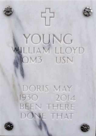 YOUNG, WILLIAM LLOYD - Yavapai County, Arizona | WILLIAM LLOYD YOUNG - Arizona Gravestone Photos