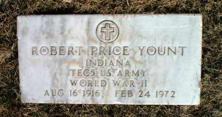 YOUNT, ROBERT PRICE - Yavapai County, Arizona | ROBERT PRICE YOUNT - Arizona Gravestone Photos
